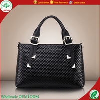 2016 New genuine leather handbags international designer miss unique handbags dubai bags