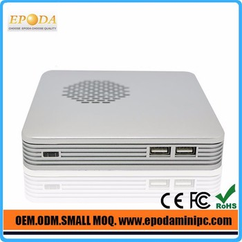 2016 Newest Intel Celeron 1037u Dual Core Windows XP Mini PC 12V