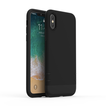 Guangzhou factory 360 degree protective shockproof cell phone case for iPhone X XS