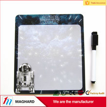 thick Magnetic Whiteboard Dry erase sheet board magnet writing board