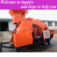 Factory supply good price small concrete pump