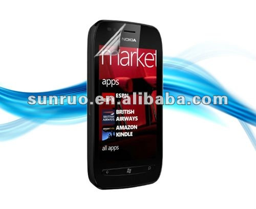 High clear Screen Guard for Nokia Lumia 710