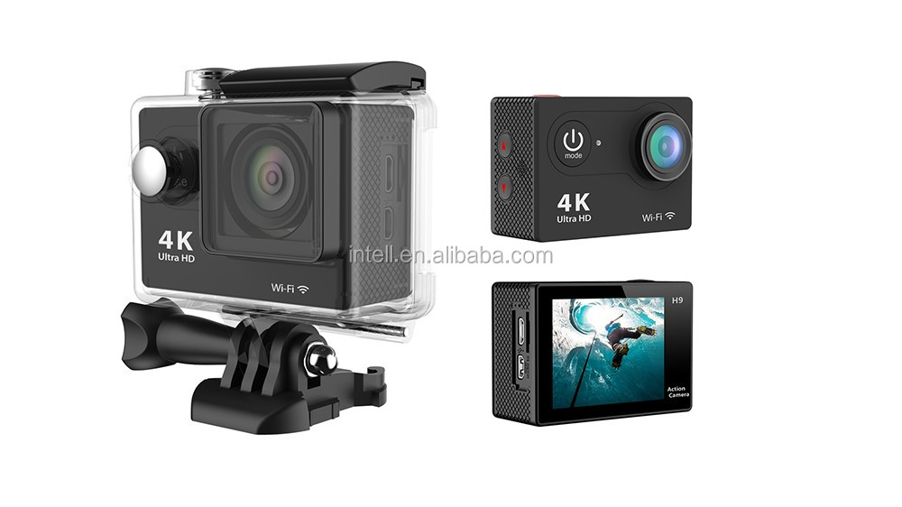 everybody !!! eken h9r action camera with remote control 4K WIFI action sports camera go waterproof pro camera