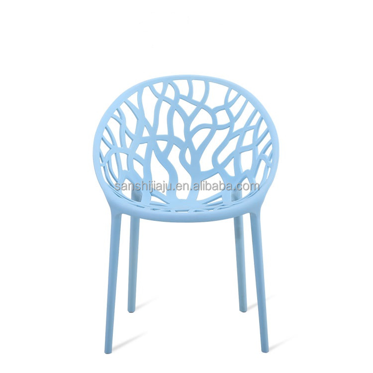 Replica masters new design plastic portable hair styling chair ,cheap outdoor plastic chairs