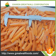 2016 frozen food supplier bulk carrot