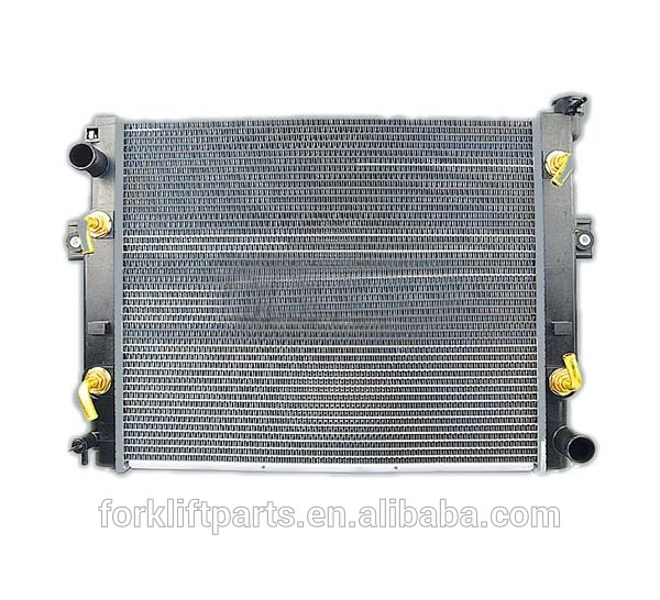 Hot sales Forklift radiators 16420-30521-71 for engine 13Z