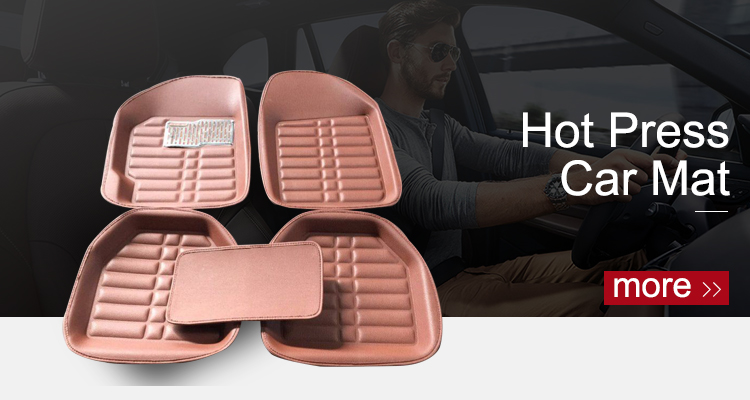 Fast delivery mercedes right hand drive ottomans car mat