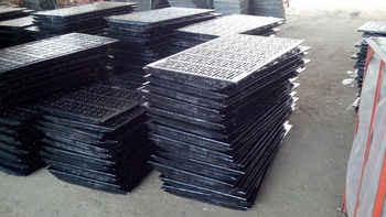 Professional Slat Floor For Goat Farm Machinery Spare Part Poultry ...