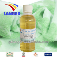 Special Dimethyl Silicone Oil for Polyester