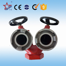 High quality OEM service Cast iron fire hydrant stand pipe for sale