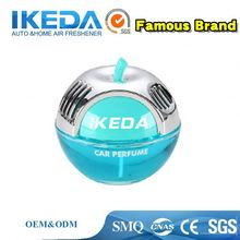 Hot new products custom ikeda car perfume for car