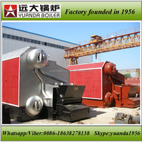 Factory price commercial biomass steam boiler ,packaged/packing boiler