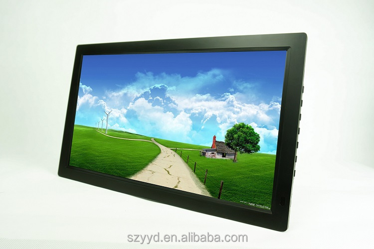 factory price Christmas gift sex 24 inch mirror chinese movie sex digital photo frame picture memory