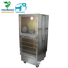 Transport stainless steel strong animals cat show cages