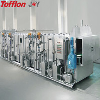 Continuously Spraying Type Sterilizing and cooling Tunnel
