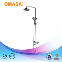 Sanitary ware bathroom faucet shower mixer valve set