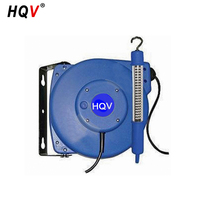 with led work light automatic retractable cable reel price