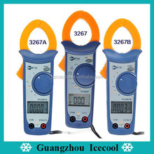VC3267A Professional Temperature Tester AC/DC Auto-range Digital Clamp Meter