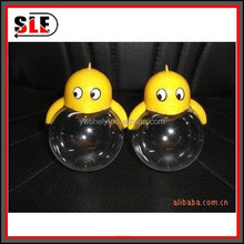 mini round shape plastic fish tank with sample free