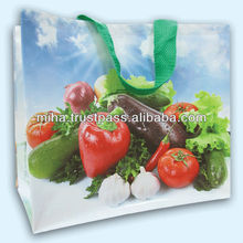 High quality promotion non woven, pp woven, rpet shopping bag, cooler bag