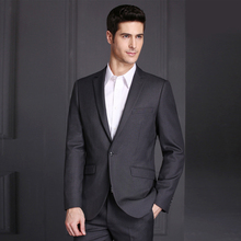2 piece elegant coat pant men suit office uniform design