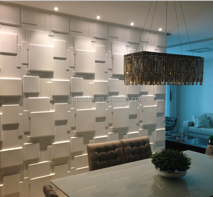 Building Material 3d Artificial Interior Wall Stone