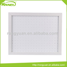 High quality white PU paper wrapper mesh board mdf wall decorative boards