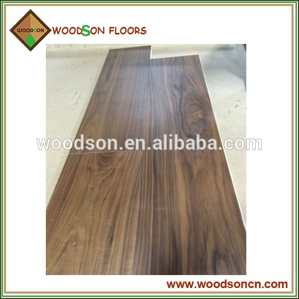 solid walnut parquet