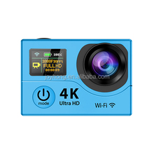 Promotional price dual scren 4K action camera with wifi