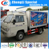 Foton 1.5tons Mini Refrigerated Van truck used cooling van truck Refrigerated 4*2 for sale