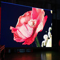 Tube chip color and full color full color indoor led video display function