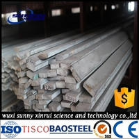 High quality AISI 304 stainless steel flat bar