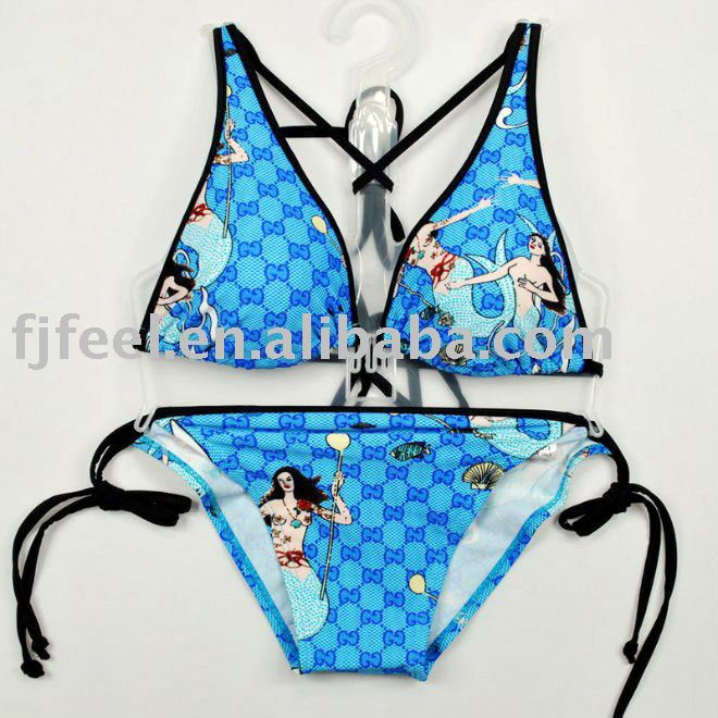 Swimsuit iron on sticker for high elastic clothing