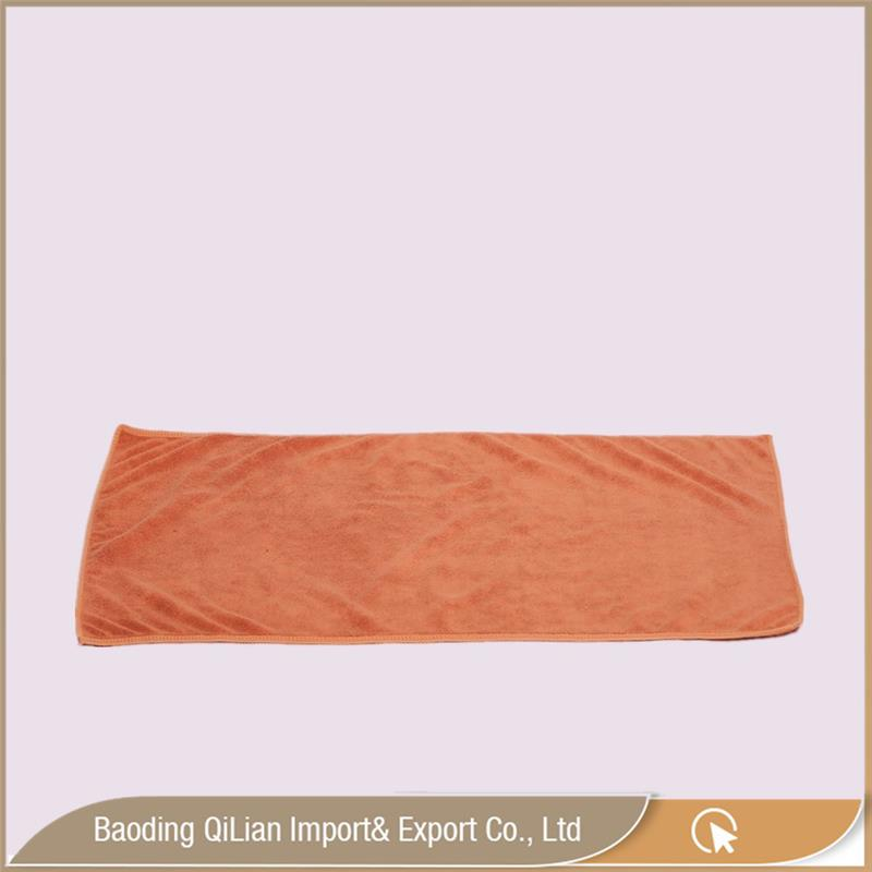 Best price microfiber facial towel, sublimation towel, makeup remover towel