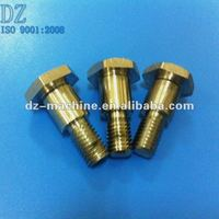 special stainless steel big head screws