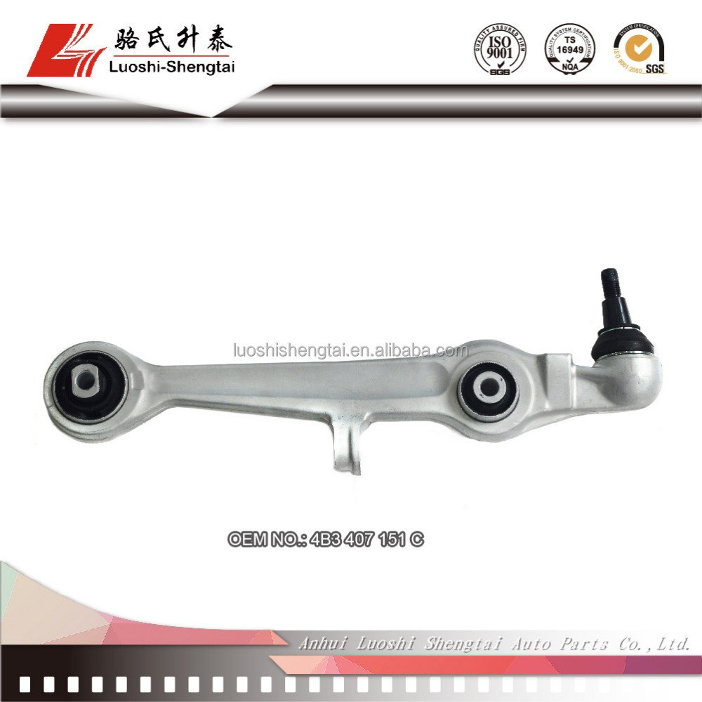 4B3 407 151 C auto part forging aluminum suspension arm