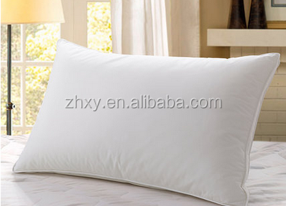 Hotel High quality 100% polyester fiber pillow
