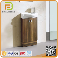 450*250*850 Thin MDF Plywood Melamine chinese bathroom sink cabinet vanity
