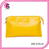 2014 fashion hot sale cute candy yellow plain mini cross body bags for girls