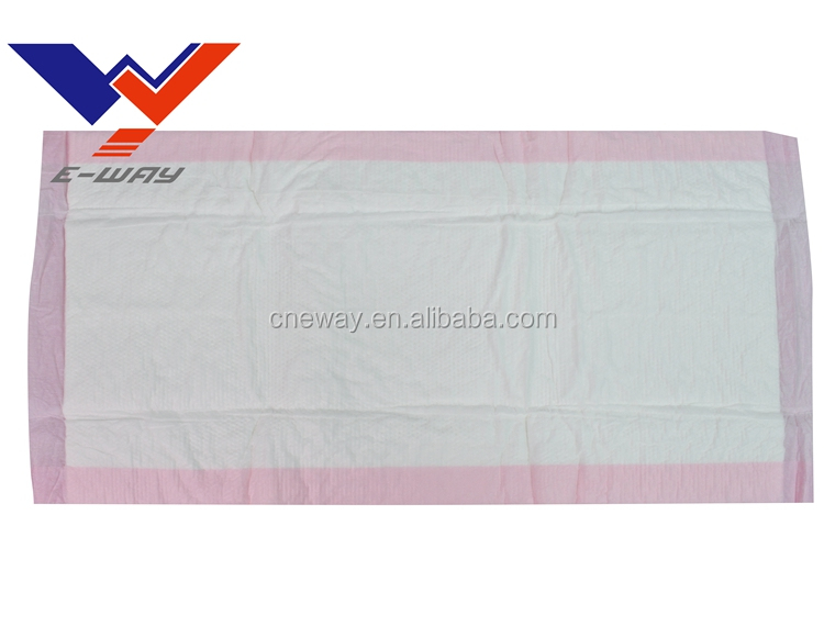 Adult disposable underpad nursing bed pad hospital medical underpad