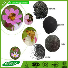 Humic acid npk fertilizer/super potassium humate/potassium fulvate