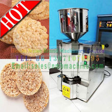 CE approved high quality poped rice cake making machines