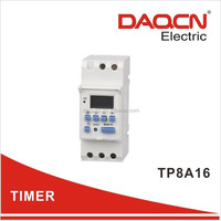 electronic timer, programmable timer DHC15A for school bell