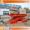 Hot sale ! -- 5ton hydraulic stationary man lift for sale fixed scissor cargo elevator