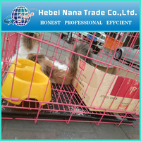 china factory pet rabbit cage and house