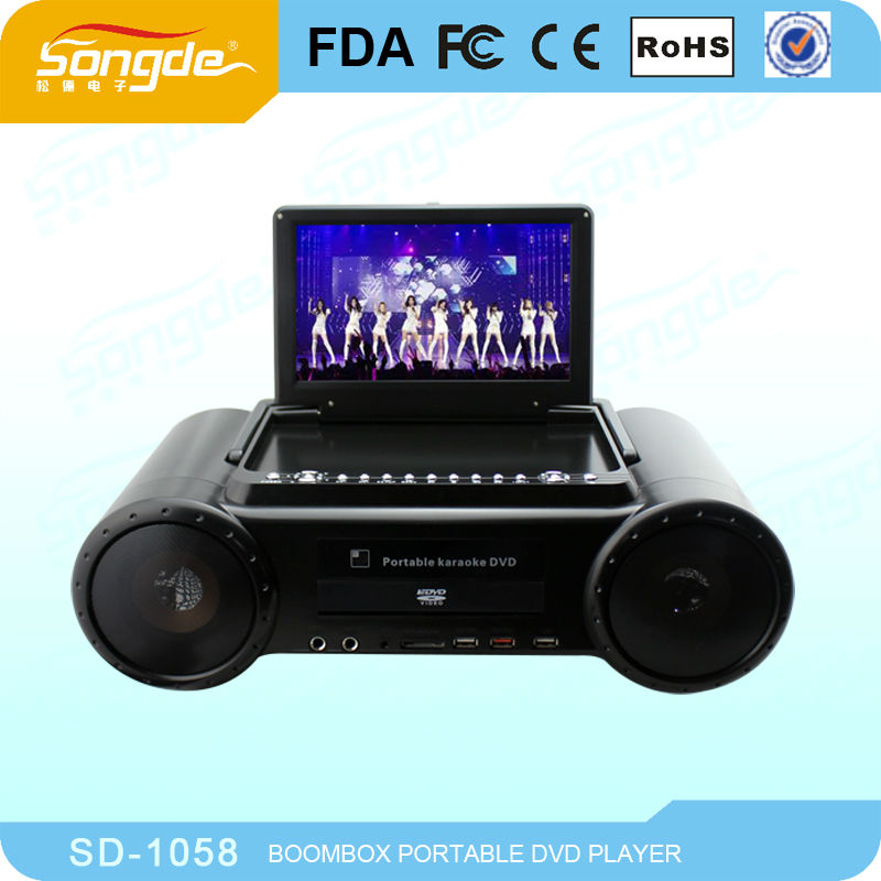 sd card midi karaoke player with usb port