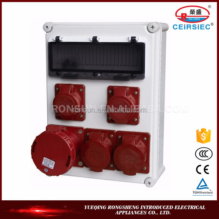 High reliablity Waterproof Manufacturer plastic switch and socket box