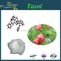Pharmaceutical grade Paclitaxel taxol with top quality 99% HPLC