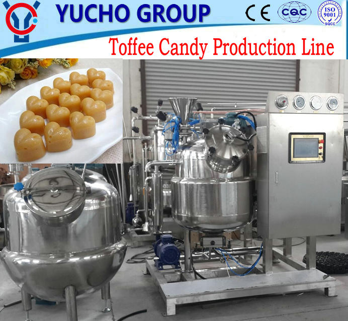 China Big Factory Good Price Fondant Forming Machine