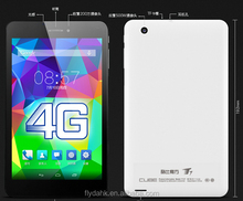 7 inch Cube T7 4G tablets MTK8752 Octa core Android 4.4 RAM 2GB ROM 16GB 4G FDD phone call tablet pc